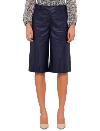 Ashton Leather Culotte
