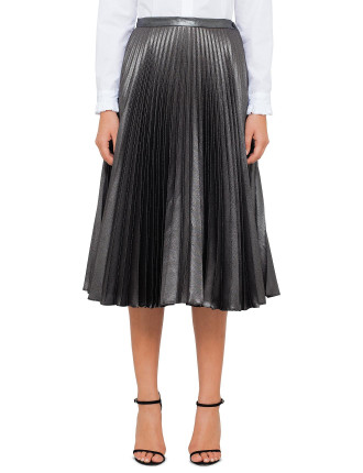 Stereo Lurex Skirt