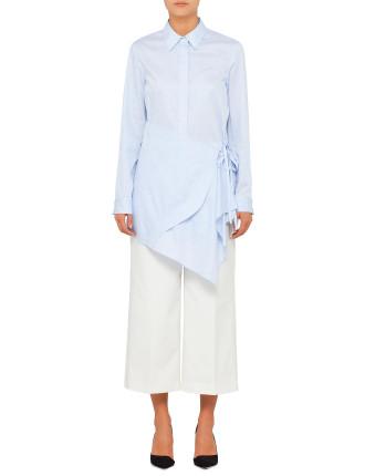 Long Sleeve Apron Shirt