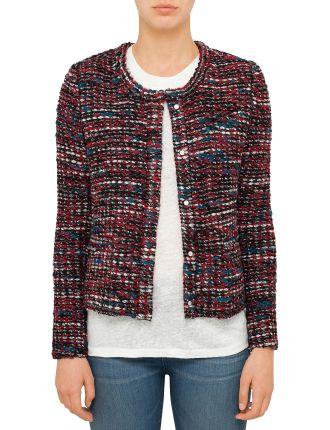 Carene Textured Jacket