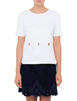 Poplin T-Shirt