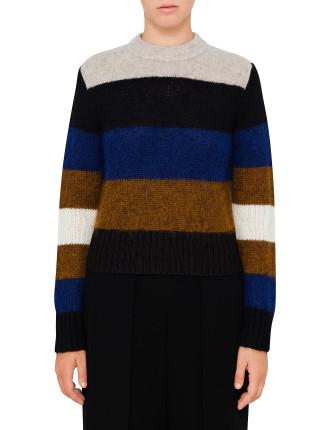 Britton Stripe Knit
