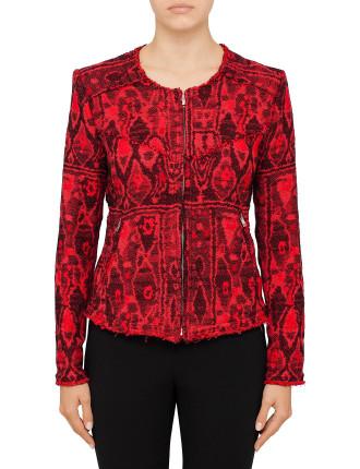 Inoui Print Jacket