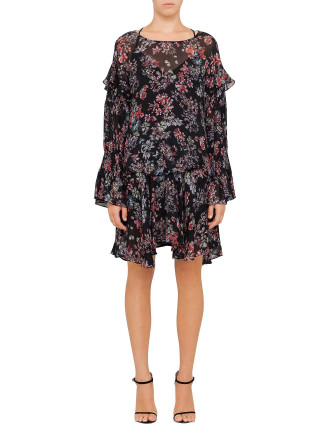 Averen Floral Dress