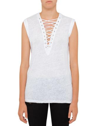 Tissa Laced T-Shirt