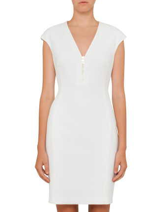 Zip Front Cady Dress