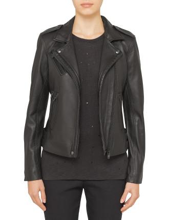 Han Leather  Jacket