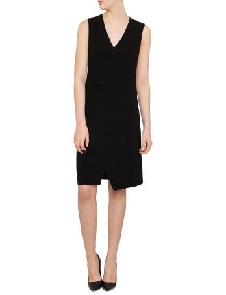 Annie Ruched Side Dress