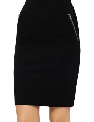 Leona Stretch Skirt
