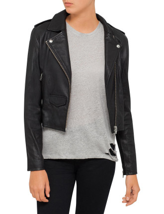 Classic Iro Leather Jacket