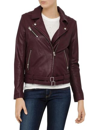 Jone Leather Jacket