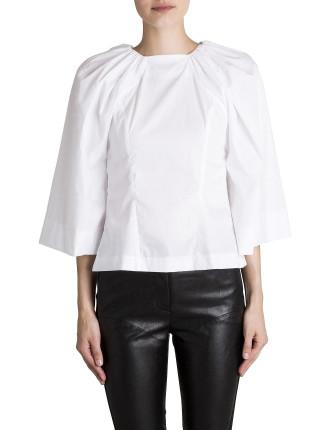 White Cotton Alice Shirt
