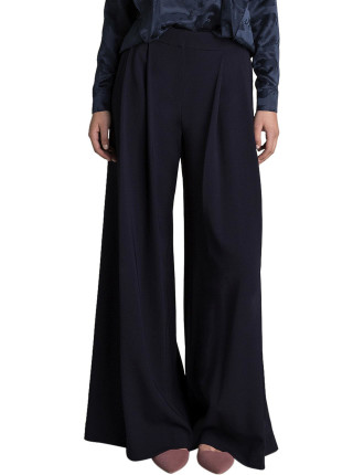 MIDNIGHT CREPE LANGUID PANT