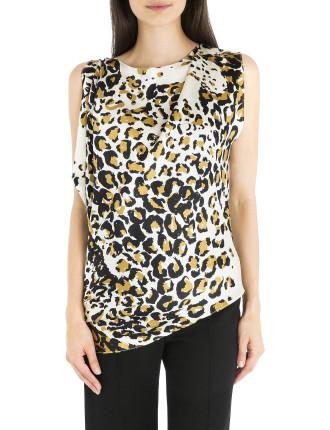 Jaguar Silk Asymmetric Top