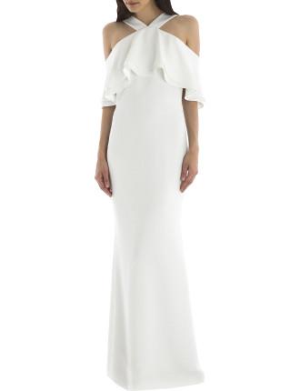 Alabaster La Vie Boheme Gown
