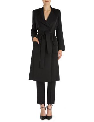 Onyx Knightsbridge Trench Coat