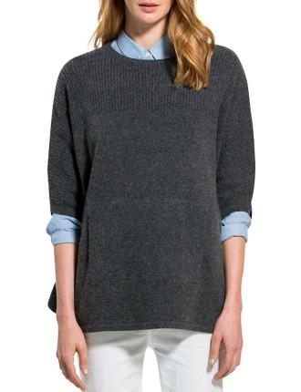 Jersey Knit Cape