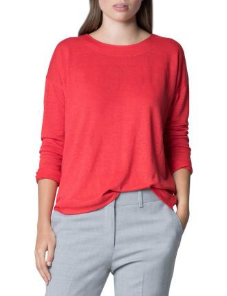 Organic Linen Blend T-Shirt