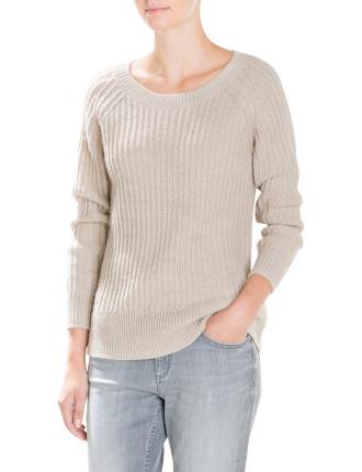 Stitch Pullover