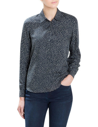 Painterly Spot Shirt