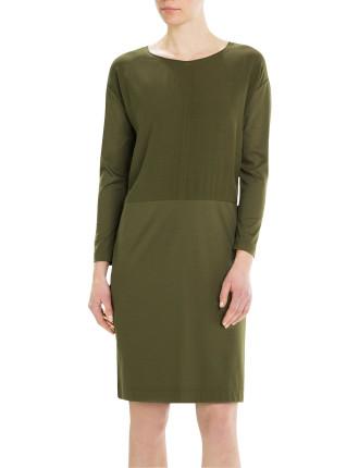 Splice Detail Dress
