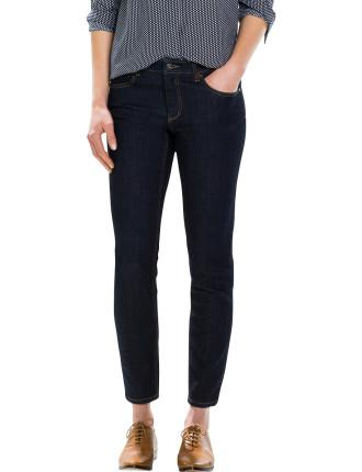 Slim Crop Jeans