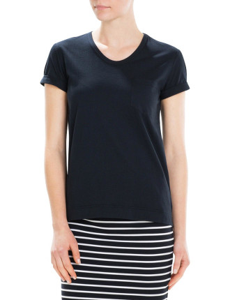 Short Sleeve Pima Cotton T-Shirt