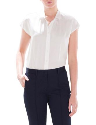 Short Sleeve Modal Blouse