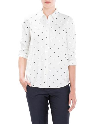 Overlay Spot Shirt