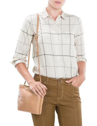 Marle Windowpane Shirt