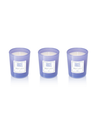 Angel Mini Candles Set (3 x 70g)