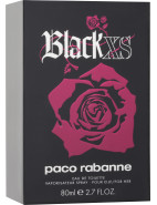 Paco Rabanne Black Xs For Her Edt 80ml $130.00