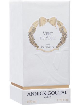Annick Goutal Vent De Folie Eau De Toilette 50ml