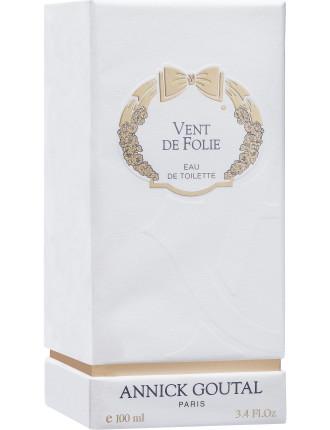 Annick Goutal Vent De Folie Eau De Toilette 100ml