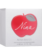 Nina Eau De Toilette Spray 80ml $130.00