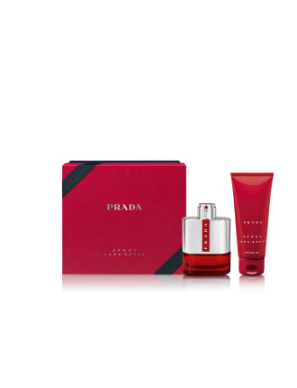Prada Luna Rossa Sport Edt 100ml Set