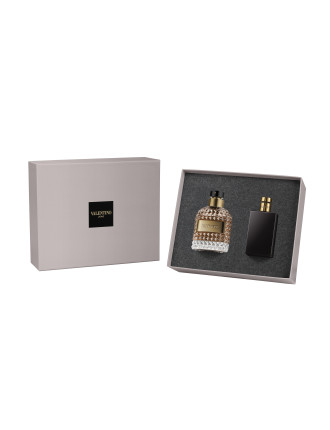 Valentino Uomo Edt100ml +Aftershave Balm 100ml
