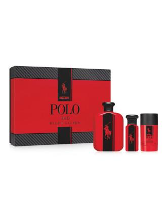 Polo Red Intense EDP 125ml Set