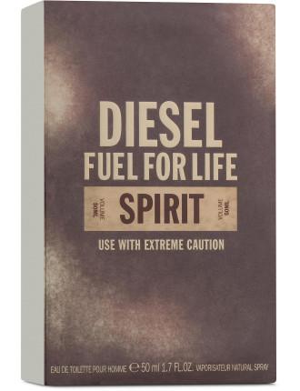 Fuel For Life Spirit Eau de Toilette Spray 50ml