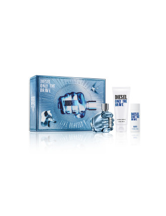 Diesel Only The Brave 75ml Coffret