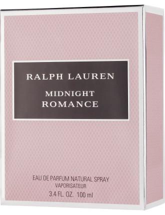 Midnight Romance 100ml Eau de Parfum