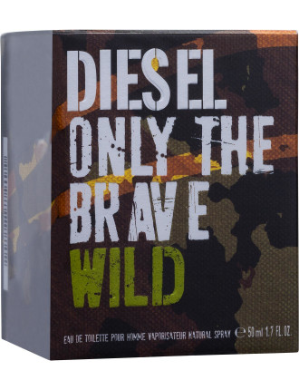 Only The Brave Wild Edt 50ml