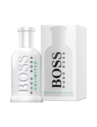 Boss Bottled Unlimited Edt 200ml