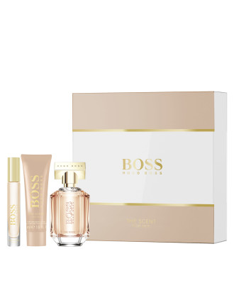 Boss The Scent For Her EDP 50ml Body Lotion 50ml spray