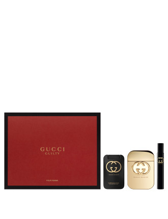 Gucci Guilty EDT 75ml Set