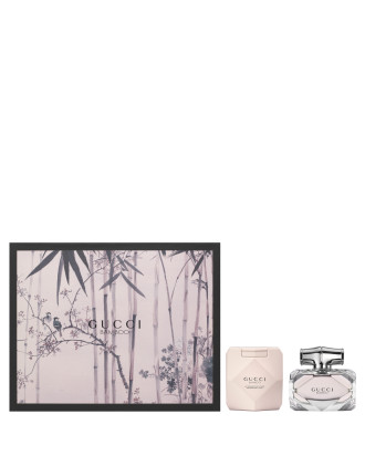 Gucci Bamboo EDP 50ml Set