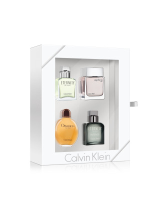 CALVIN KLEIN CORPORATE MENS  EDT 15ML SET