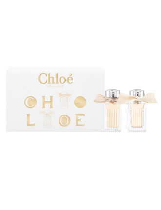 Les Mini Chloe Signature Duo 20ml Set
