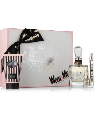 Juicy Couture 100ml 4 Pce Set