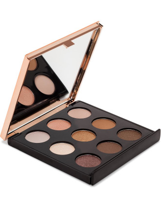 David Jones Eye Palette Natural